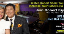 Notes from January 19 Boardroom event with Robert Kiyosaki