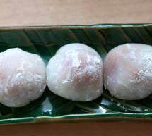 Jalna's sister's mother-in-law's Easy mochi recipe