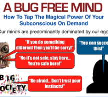 Review of Bug Free Mind (in progress)