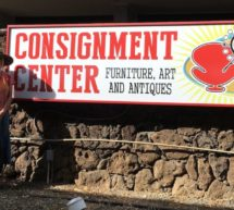 Consignment Center in Kahala, Sweet!