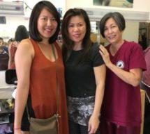 Mai's Beauty is Aunty's top stylist