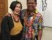 Aunty met Kini Zamora!